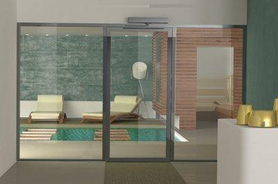 Draaideurautomaat B250 Ideaal voor woning, praktijkruimte en atelier.