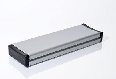 Elleboogschakelaar of schopschakelaar aluminium vandalisme bestendig klasse IP67