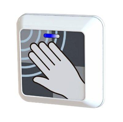 Hygiene schakelaar voor contactloze bediening