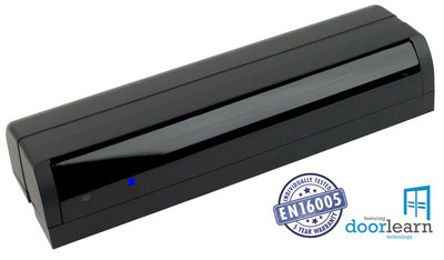 Sensor, deur activering en ingebouwde stilstand detectie in de deuropening (AIR actief infrarood)